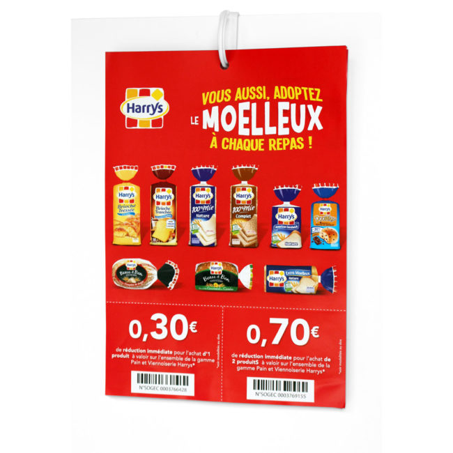 Porte coupons